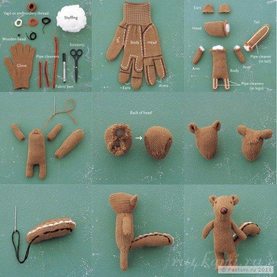 Игрушки из бумаги своими руками фото инструкция