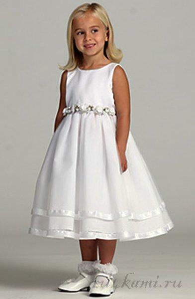 Платья для маленьких девочек пошив