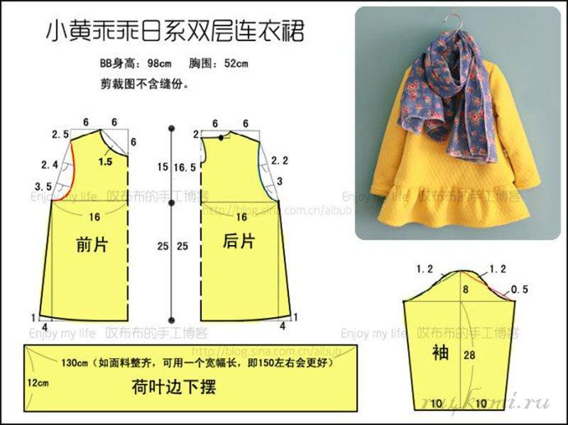 Как сшить одежду для мальчика