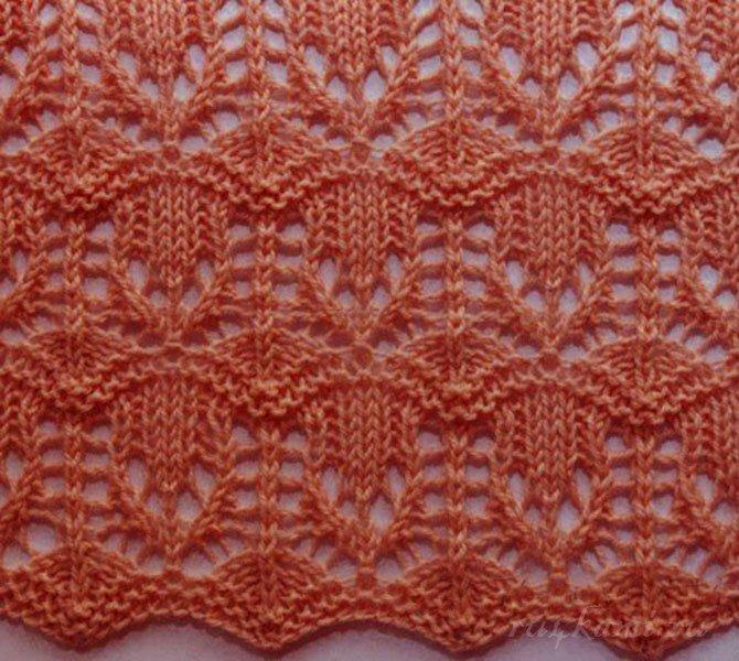 Вязание спицами своими руками для дома 19